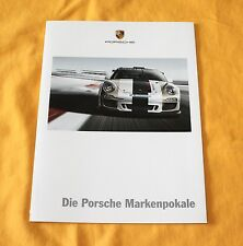 Porsche 911 GT3 Cup 2012 Prospekt Brochure Depliant Catalog Prospetto 997