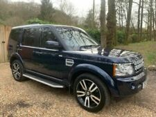 Discovery Blue Land Rover & Range Rover Cars