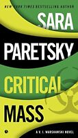 Critical Mass (A V.I. Warshawski Novel) by Sara Paretsky