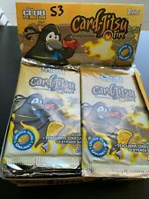 DISNEY CLUB PENGUIN CARD JITSU FIRE SERIES 3 TRADING CARDS 1 x PACKET OF 6 CARDS