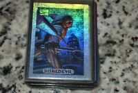 1994 Marvel Masterpieces Limited Edition Holofoil #3 Daredevil
