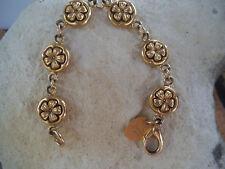 """Magnifique bracelet """"Philippe Audibert Paris"""" vintage"""