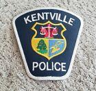 Canada Kentville Nova Scotia Police Shoulder Patch