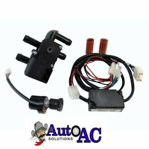 NEW ELECTRONIC BYPASS HEATER CONTROL VALVE with ADJUSTABLE SWITCH PLYMOUTH
