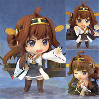 "Anime Kantai Collection KanColle-Kongo 4"" PVC Action Figure Statue Toy In Box"