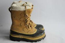 Bottes de neige SOREL Youth Caribou beige imperméables Après ski T36 (40804)