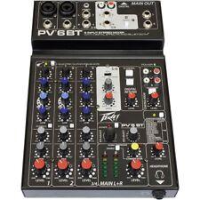 Peavey PV6BT 6 Ch Bluetooth Mixing Board