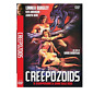Creepozoids - Vi Strapperanno La Carne Dalle Ossa (Quadrifoglio) DVD nuovo
