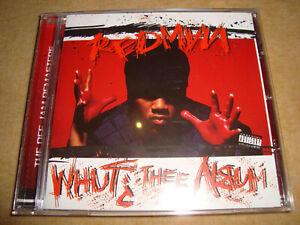 REDMAN - Whut? Thee Album  (THE DEF JAM REMASTERS)