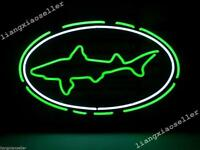 Rare New DOGFISH HEAD LAGER BEER GLASS NEON SIGN BEER BAR PUB LIGHT Free Ship
