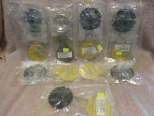 """7-FRANGIBLE DISC  FIKE  1.5 """"  ALUMINUM TEFLON BURST 54987-9  ASME 100 PSI @72 F"""