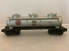 6425 Lionel O Scale Diesel Gulf Tank Car