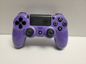Electric Purple Official OEM DualShock 4 Controller PlayStation 4 PS4 TESTED