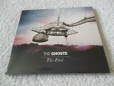 Brand New And Sealed, THE GHOSTS - The End, CD Album 2012, 11 Tracks, Pocket03CD