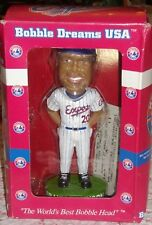 2003 Frank Robinson Montreal Expos Bobblehead WITH GAME TICKET SGA  #3896/5000