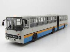 Ikarus 280 Articulated Bus Cvag Chemnitz Gray Model Car 1:43 Premium Classixxs
