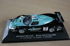 Maserati MC 12 Vidaphone ALD 1/43 - Winner 24 heures Spa Francorchamps 2005