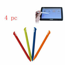 Colorful Touch Screen New  For Nintendo 3DS LL/XL Stylus Pen HOT 4Pcs Plastic