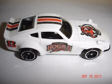Custom White Cincinnati Bengals Datsun 240Z
