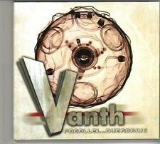 (CD382) Vanth, Parallel Overdrive - 2010 DJ CD