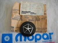 NOS MOPAR 1982-83 DODGE PLYMOUTH HUB CAP DECAL