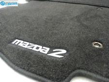 MAZDA 2 NEW OEM CARPET FLOOR MATS 2011-2014