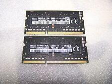4 Go (2x 2 Go) hynix pc3l-12800s ddr3-1600mhz Apple Mac mini portable mémoire