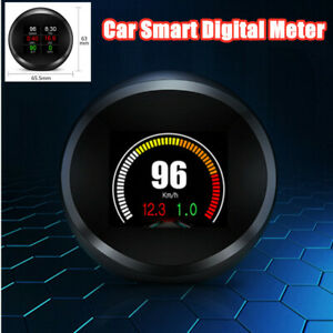 Car Head up Device Car Smart Digital Meter Smart Digital Fault Code Clear Meter