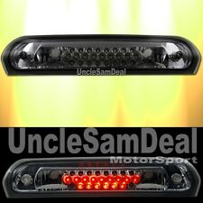 DODGE RAM TRUCK SMOKE LENS 3RD THIRD RED LED L.E.D. BRAKE HIGH MOUNT STOP LIGHT