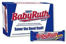 Nestle Baby Ruth Candy Bars