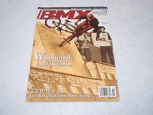 NOS ORIGINAL TRANSWORLD BMX MAGAZINE OCTOBER 2002 VOL. 9 ISSUE 10 NO. 72