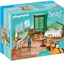New Playmobil Spirit Riding Free #9476 Lucky's Bedroom 5B
