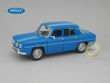 Renault R8 Gordini Azure - Welly - 1:24 - WE24015AZ