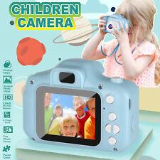 1080P Digital Camera HD Mini Kids Children Video Camcorder Recorder +16G TF Card