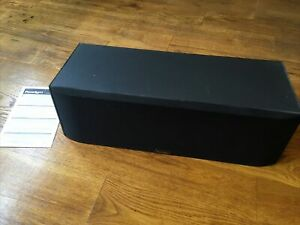 Paradigm CC-150 High Definition Centre Channel Speaker with instruction manual