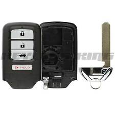 Replacement Remote Key Fob Shell Case for Honda Accord Civic CRV CRZ HRV Pilot