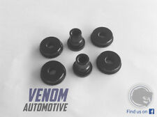 Venom Auto SOLID Toyota R154 Shifter Bush Bushes Chaser JZX100 1JZ-GTE 5spd