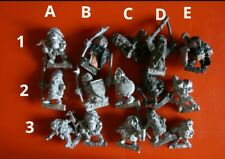 15x C11 Gnome warriors wizards citadel GW games workshop gnomes halflings slotta