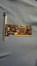 4 Port SATA PCI Card Adattatore