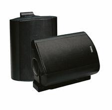 Coppia casse acustiche passive diffusori HI FI audio da esterno 2 vie 100W 8 ohm