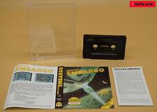 COMMODORE C64 / C128 Cassette / Datasette - NUCLEAR EMBARGO - 1986 - EUROGOLD