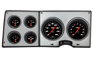 Classic Instruments 73-87 Chevy/GMC C10 Pickup Truck CT73VSB Velocity Series