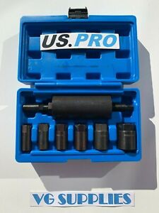 US PRO Tools 7PC Drive Shaft Puller/Extractor-BMW, Mercedes, VAG NEW 5171