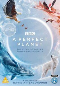 A Perfect Planet DVD David Attenborough BBC R4 New