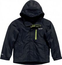 Regatta Thunderflash Kids Boys Waterproof Breathable Black 3in1 Jacket 3-4