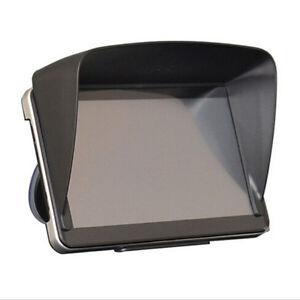 7 Inch Sun Shade Sunshade*Sunshield Visor Anti Glare Car GPS Navigator Acces BI