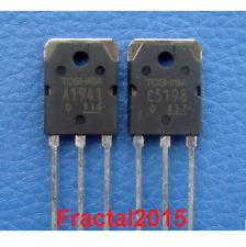 1Paire 2SA1941 & 2SC5198 TOSHIBA Transistor A1941 & C5198