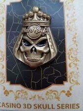 LAKE TAHOE,Hard Rock Cafe Pin,CASINO 3D SKULL SERIES