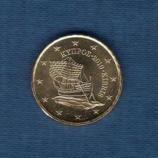 Chypre - 2010 - 10 centimes d'euro - Pièce neuve de rouleau -