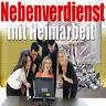 Nebenverdienst mit Heimarbeit - eBook im PDF & Word-Format -PLR-/Reseller Lizenz